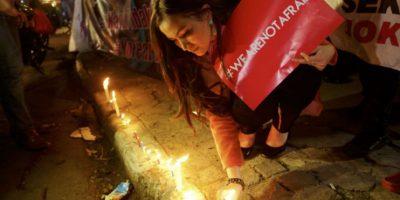 El 38% de los asesinatos de mujeres que se producen en el mundo son cometidos por su pareja. Foto:Getty Images