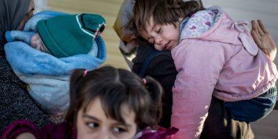 Y una violación de los derechos humanos de las mujeres. Foto:Getty Images