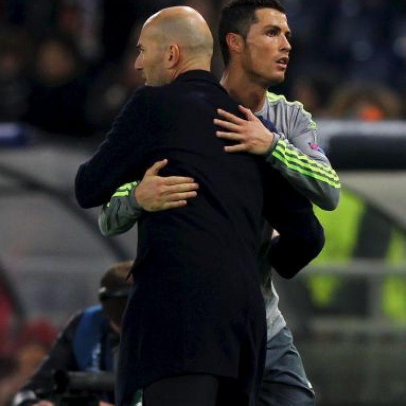 El Madrid quiere llegar a cuartos de final de la Champions por sexta ocasión consecutiva Foto:Getty Images