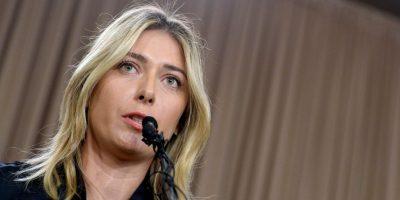 Sharapova tiene 28 años Foto:Getty Images