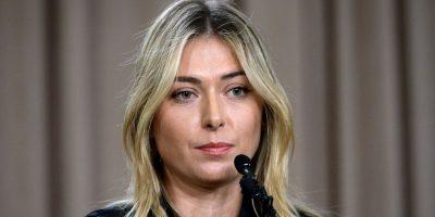 El próximo 12 de marzo la Federación Internacional de tenis entregará el castigo de Sharapova. Foto:Getty Images