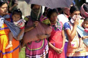 En México existen distintos grupos indígenas. Foto:Getty Images