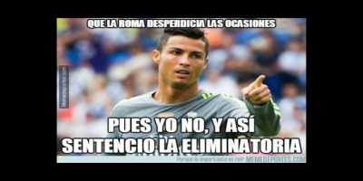 Real Madrid vs Roma: Los mejores memes del triunfo merengue en Champions League