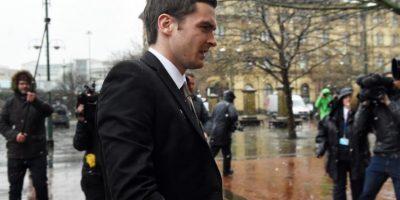 Adam Johnson, exjugador del Sunderland. Foto:AFP