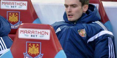Adam Johnson, exjugador del Sunderland, durante un partido. Foto:AFP