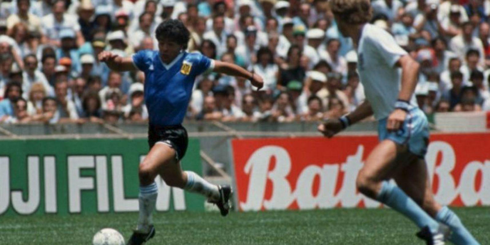 Diego Maradona Foto:Getty Images