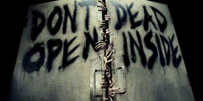Hizo su debut en la serie de esta peculiar forma. Foto:Vía Walking Dead