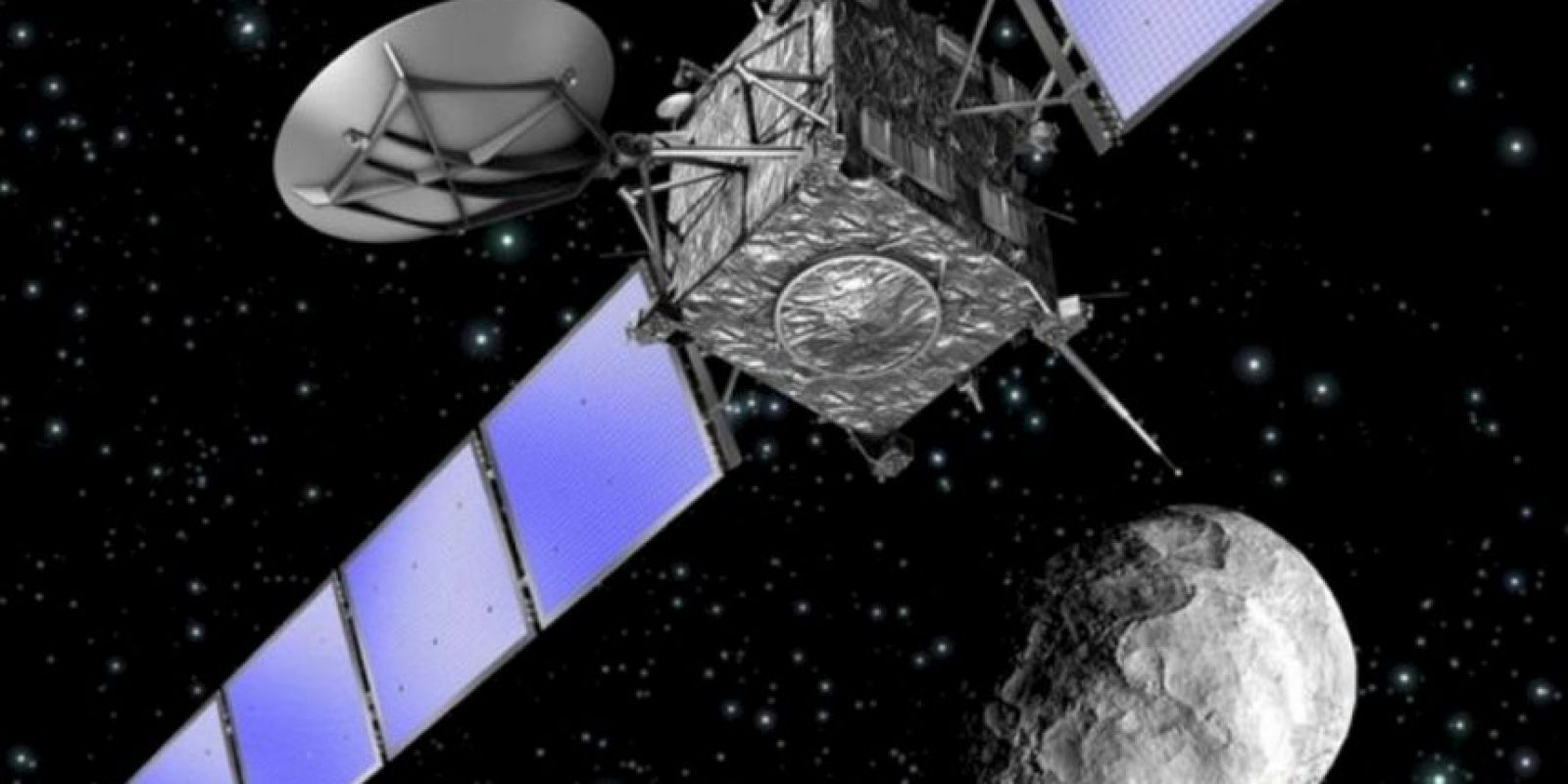 "Con la misión ""The Asteroid Redirect Mission"", la NASA estudiará la posibilidad de modificar la órbita de un asteroide cercano. Foto: nasa.gov"