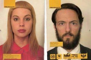 Hasta que en Die Antwoord comenzó a tener más participación. Foto:vía Tumblr