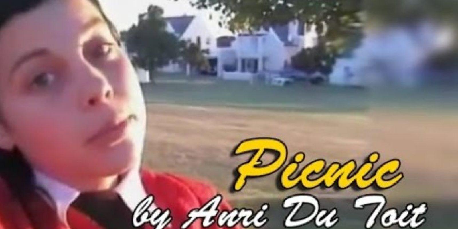 """Ella tiene 31 años. Comenzó en 2002, con el proyecto """"The Ziggurat"""". Foto:vía Youtube"""