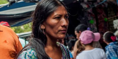 Las mujeres Wayuu habitan en Colombia. Foto:Wikipedia Commons
