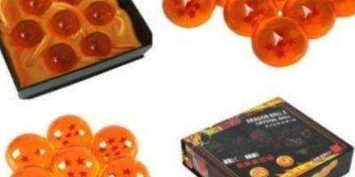 Y las esferas del dragón, obviamente Foto:Amazon.com