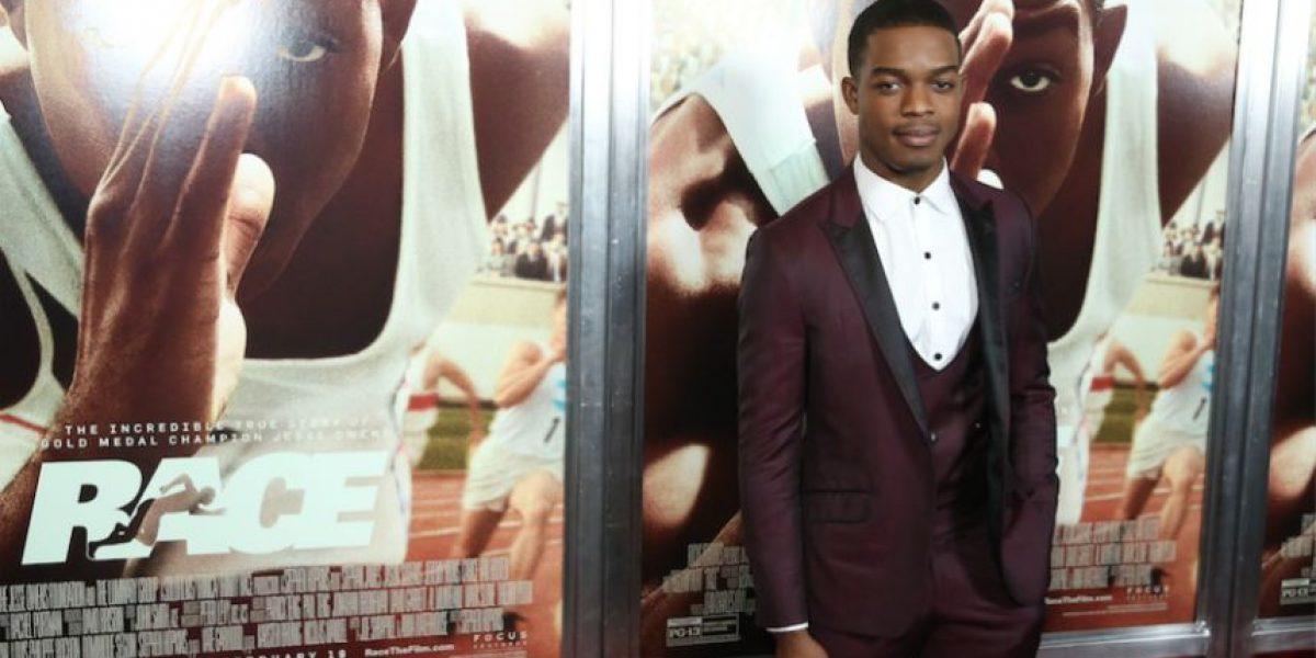 Actor Stephan James habla sobre su protagónico en la película Race que cuenta la historia del atleta Jesse Owens