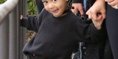 """Hermano de Kim Kardashian se """"burla"""" de North West"""