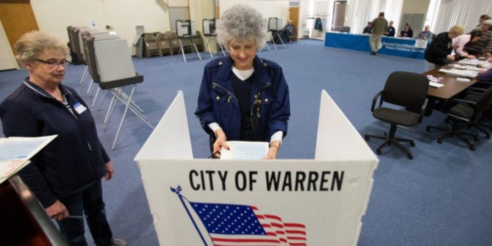 La precandidata agradeció a todos sus votantes vía Twitter. Foto:AFP