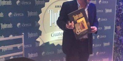Grupo Cerca presenta tercera edición de Topbrands, El Libro de las Grandes Marcas en Guatemala