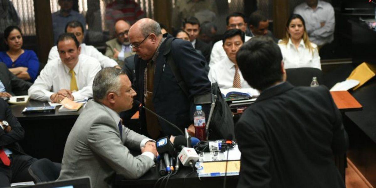 Testimonio confirma a Pérez y Baldetti dentro de La Línea