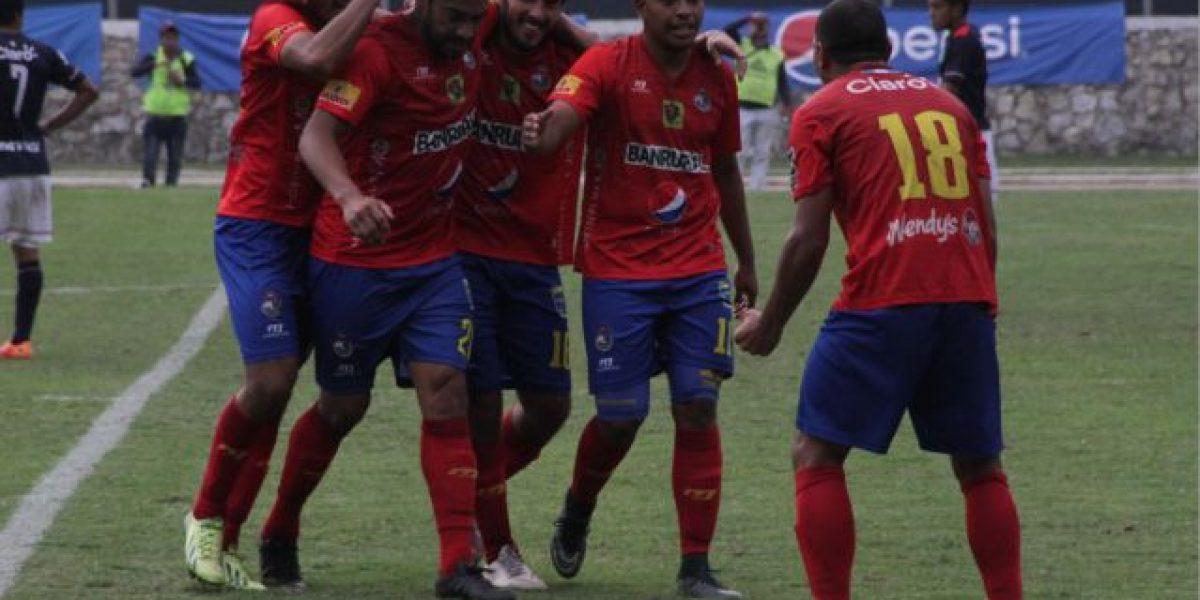 Resultado del partido Universidad de San Carlos vs. Municipal, Torneo Clausura 2016