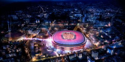 Camp Nou tendrá capacidad para 105.000 espectadores