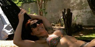 Alejandra Guzmán podría volver a posar para Playboy