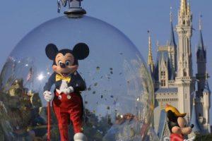 Julio de 2014. Detienen empleados de Disney World por pornografía infantil Foto:Getty Images