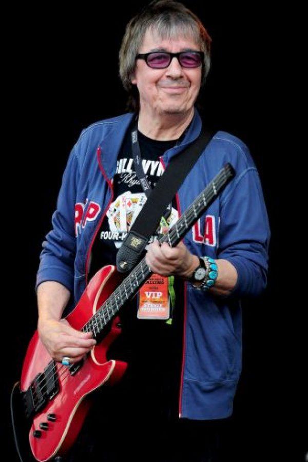 Wyman nunca fue reemplazado oficialmente por otro bajista en The Rolling Stones, aunque Darryl Jones es quien ocupa su lugar desde que él se alejó de la banda. Foto:Getty Images