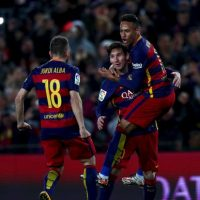 La pregunta es: ¿Lionel Messi, Neymar y Luis Suárez llegarán a jugar en ese inmueble? Foto:Getty Images