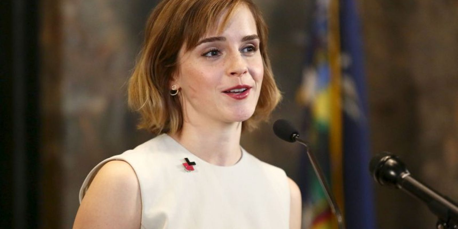 """""""Que me paguen lo mismo que mis compañeros varones"""", Emma Watson Foto:Getty Images"""