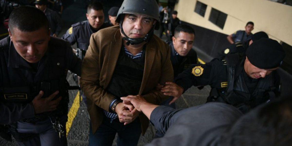 EN IMÁGENES. Juan Carlos Monzón es trasladado con extremas medidas de seguridad