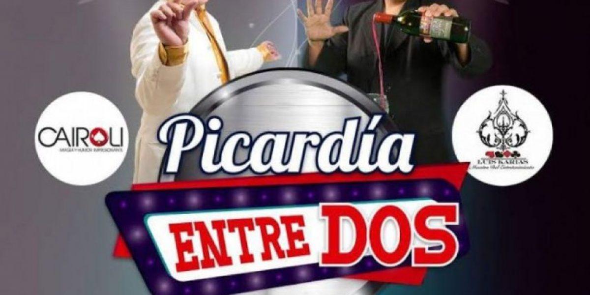 """""""Picardía Entre Dos"""", un show de magia y comedia en Guatemala"""