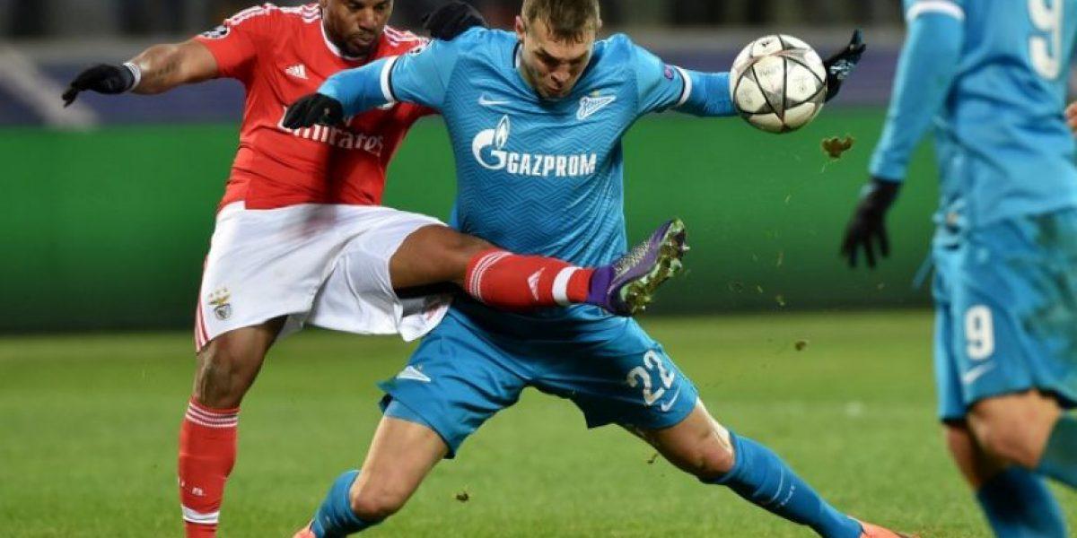 Resultado del partido Zenit vs Benfica, vuelta de octavos de final de la Champions League 2015-2016