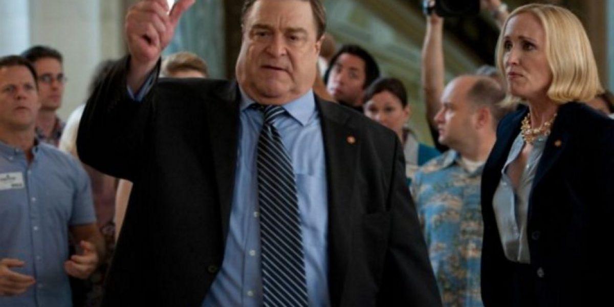 Este es el secreto del actor John Goodman para perder 50 kilos