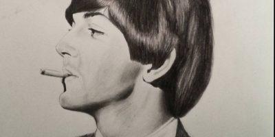 """""""Guió la carrera de Los Beatles con tal habilidad y buen humor que se convirtió en un amigo de la familia y un amigo mío"""", escribió Paul McCartney Foto:Vía twitter.com/paulmccartney"""
