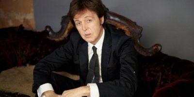 Martin produjo algunos de los discos más importantes de Los Beatles Foto:Vía twitter.com/paulmccartney