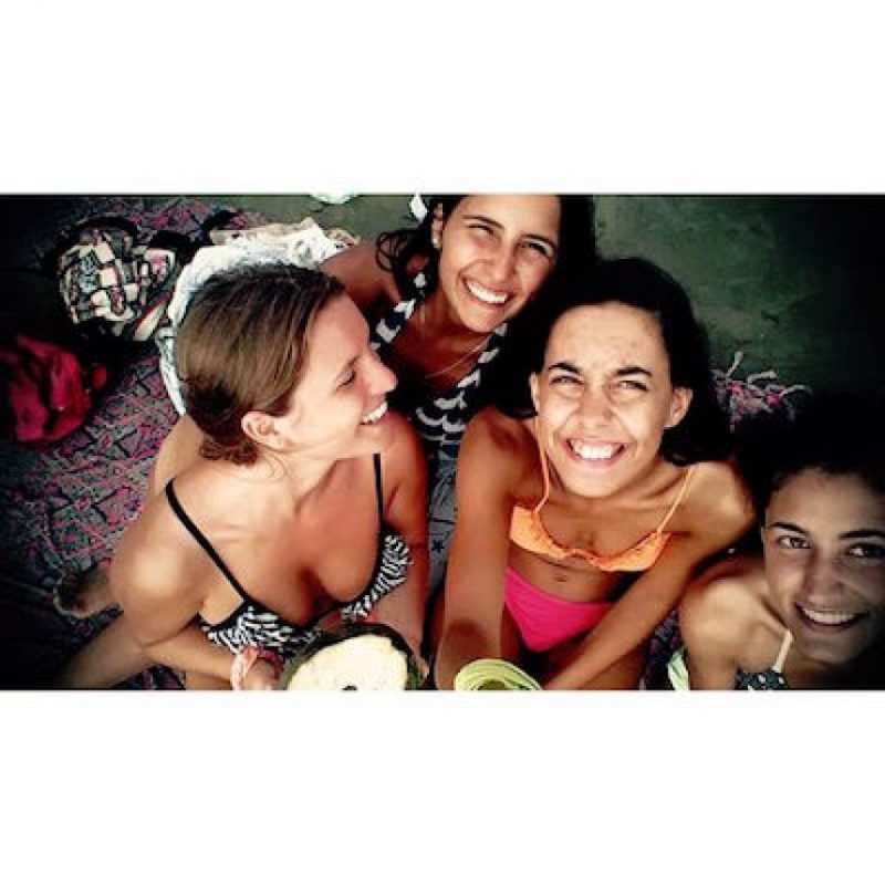 Después de conocerse la versión oficial, cientos de mensajes de despedida y aliento a las familias de las dos chicas fueron compartidas en distintas redes sociales. Foto:Instagram.com – Archivo