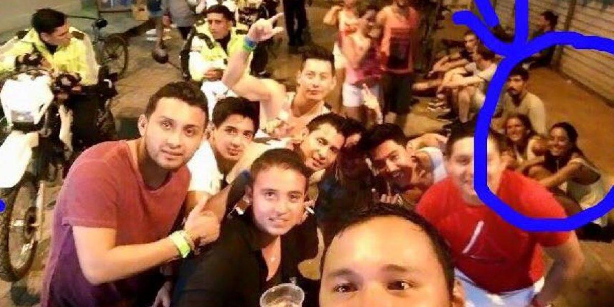 Surge supuesto selfie donde aparecen las turistas argentinas en Ecuador