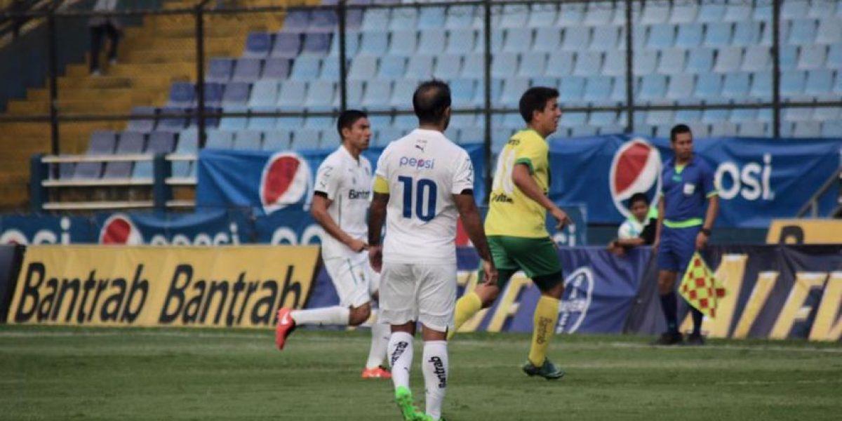 Resultado del partido Comunicaciones vs. Petapa, Torneo Clausura 2016