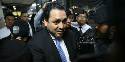 Capturan por cohecho activo al expresidente del Legislativo