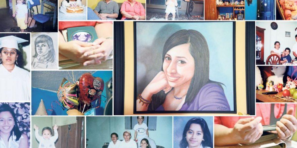 Kimberly: Una joven víctima del atentado en el San Juan de Dios