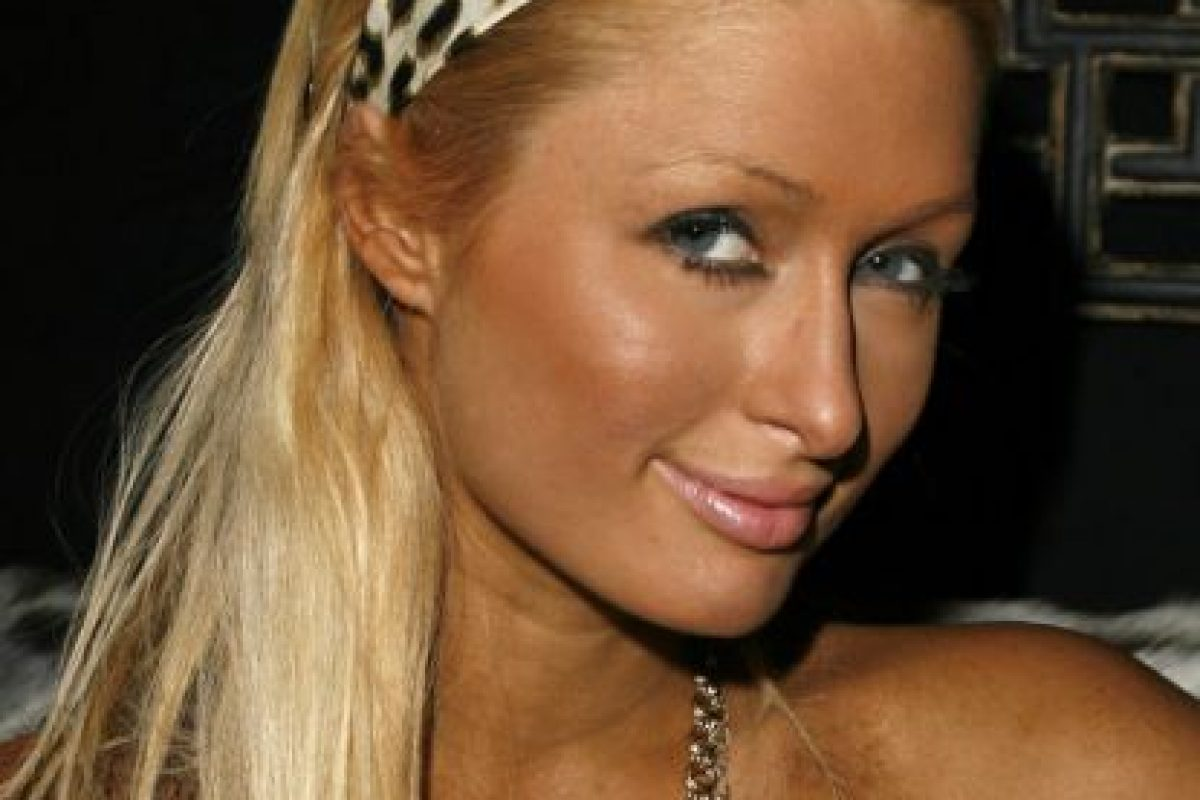 3. Bronceado excesivo, como Paris Hilton. Foto: vía Getty Images