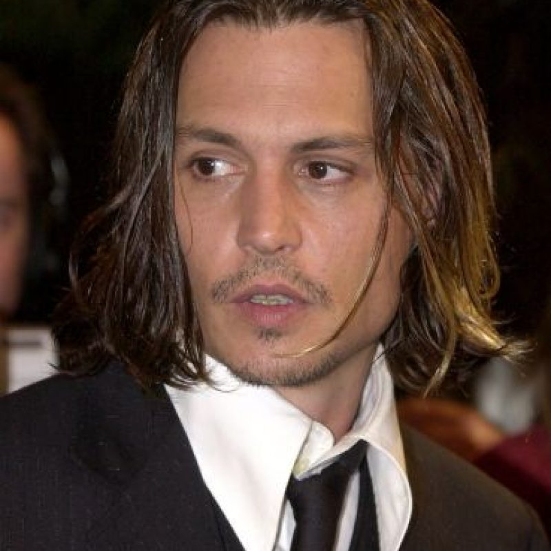 Así ha cambiado Johnny Depp Foto: Getty Images