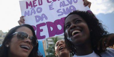 Cada 8 de marzo se celebra el Día Internacional de la Mujer Foto:Getty Images