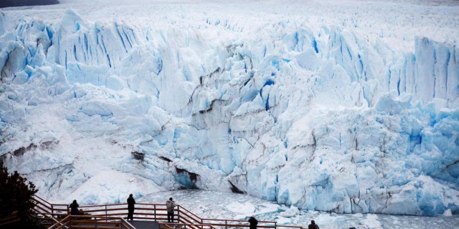 Glaciar Perito Moreno Foto:Getty Images