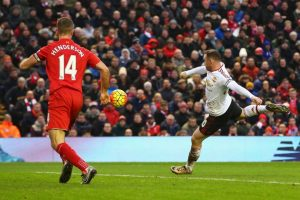 Liverpool vs. Manchester United Foto:Getty Images