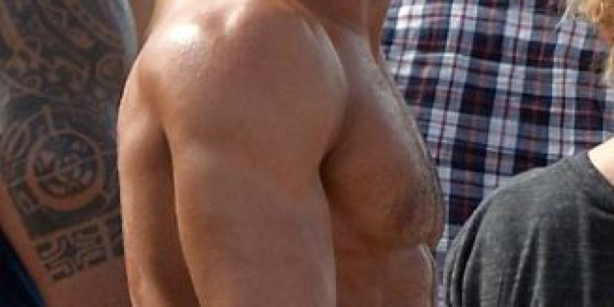 Así ha conseguido Zac Efron sus impresionantes músculos