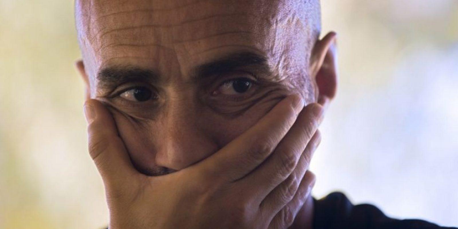 Paolo Montero, exjugador uruguayo. Foto:AFP
