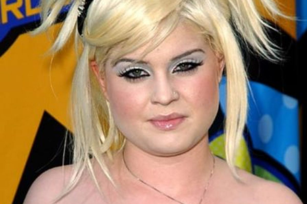 14. El pelo desordenado como Kelly Osbourne. Foto: vía Getty Images