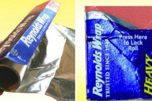 Usar papel aluminio: por lo general se tiende a abrir por la parte del paquete que está dentada, pero por los lados hay una zona donde se saca más fácil. Foto:vía Getty Images