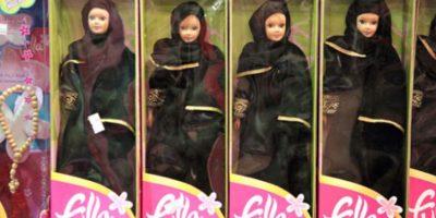 Fulla es la Barbie musulmana. Se creó en 2003. Viene en formato tradicional y con hijab menos ortodoxo para países liberales. Foto:vía MuslimToys