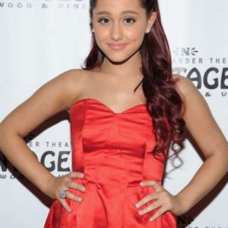 Los diferentes looks de Ariana Grande Foto:Getty Images